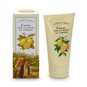 L'erbolario Hands - Lemon Hand Cream - 75 ml
