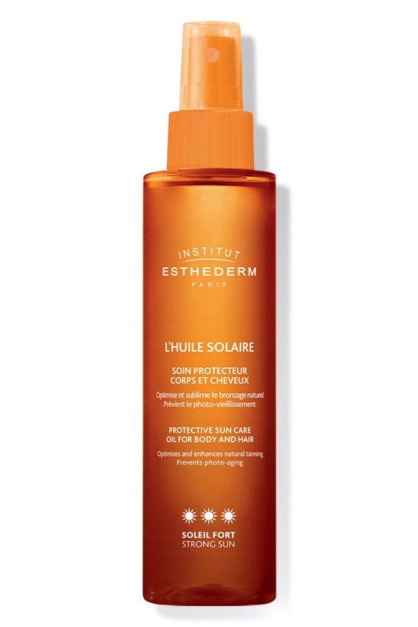 SUNCARE OIL STRONG SUN 150 ML