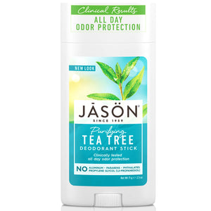 Jason Tea Tree Deodorant Stick (2.6oz)