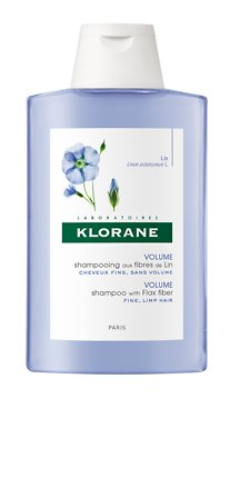 Klorane Volume Shampoo With Flax Fibre (200ml)