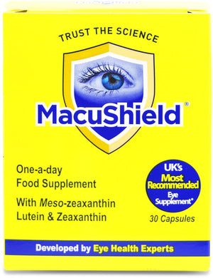 MacuShield 30 Day Pack