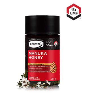Comvita Pure Manuka Honey UMF™ 514+ 250gm