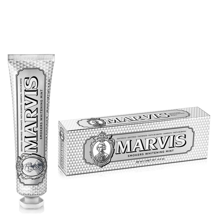MARVIS Whitening Mint Smokers Toothpaste (85ml)