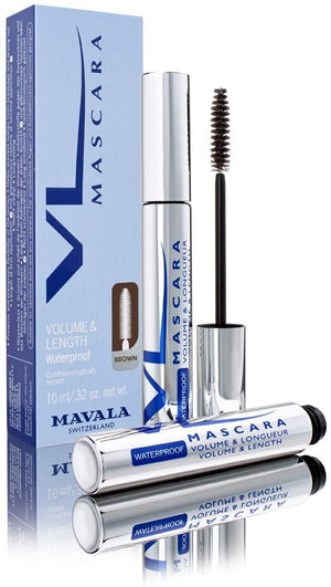 Mavala Waterproof Mascara (Volume & Length  )