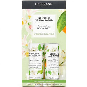 Tisserand Neroli & Sandalwood (Body Duo) 200ml
