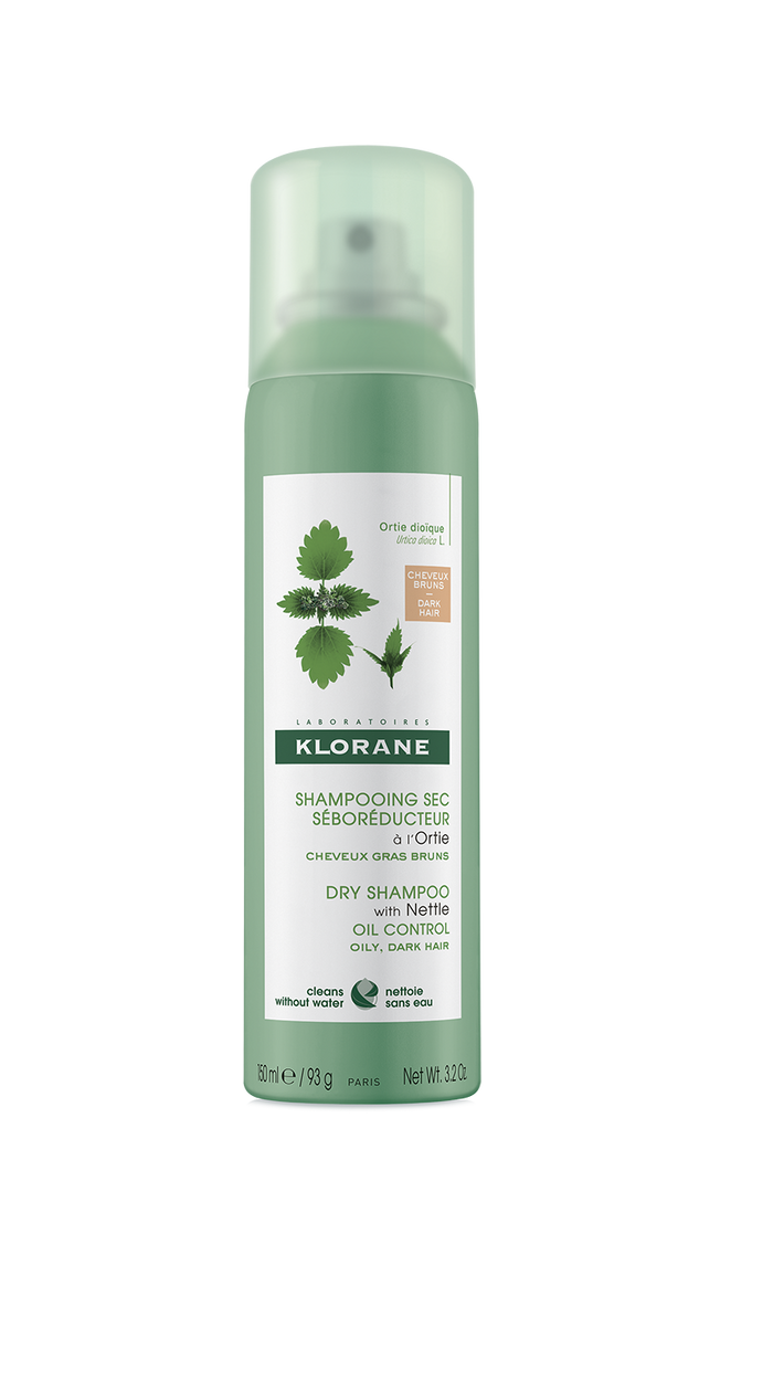 Klorane Tinted Dry Shampoo with Nettle 150ml