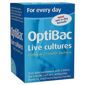 Optibac For Everyday Capsules 30
