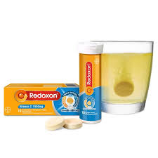 Redoxon Triple Action Immune Support (10 orange Effervescent Tablets)