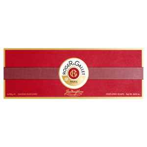 Roger and Gallet Jean Marie Farina 3 Soap coffer
