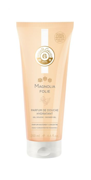 Roger and Gallet MAGNOLIA FOLIE shower 200 ml