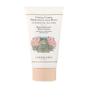 L'Erbolario Rose Perfumed Body Cream 150ml