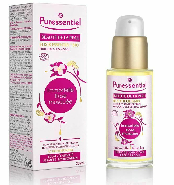 Puressentiel Elixir, Beautiful Skin ( Rose Hip 30ml )