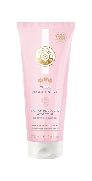 Roger and Gallet Rose Mignonnerie Shower Gel 200 ml