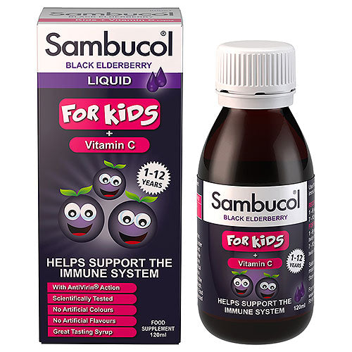 Sambucol for Kids - 120ml Liquid