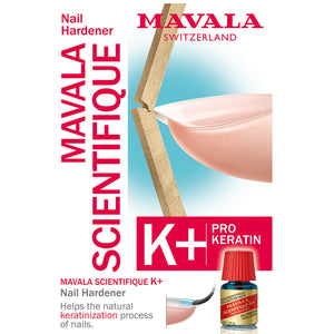 Mavala Scientifique K+ (Nail hardener 5ml)