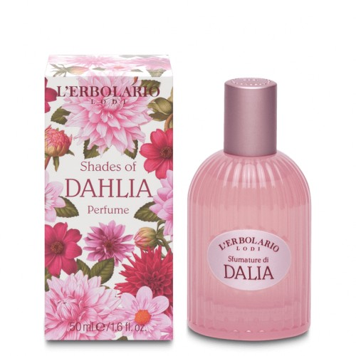 L'Erbolario Shades of Dahlia Perfume (50ml)