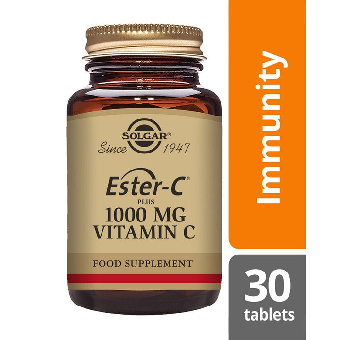 Solgar Ester-C Plus Vitamin C 1000mg ( 30 tablets )