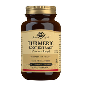 Solgar Turmeric Root Extract Vegicaps 60