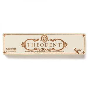 Theodent 300 - CLINICAL STRENGTH Whitening Crystal Mint