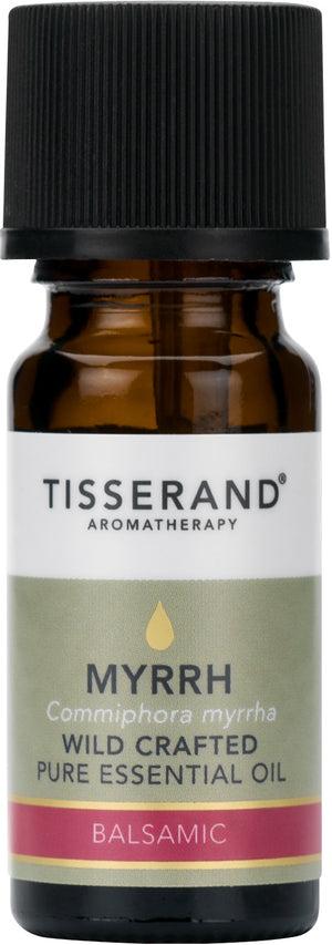 Tisserand Aromatherapy Myrrh Wild Crafted Pure Essential Oil 9ml