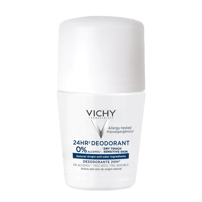 Vichy 24hr Deodorant Roll On Dry touch Sensitive