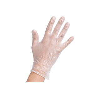 Vinyl Gloves ( Pack of 100 )
