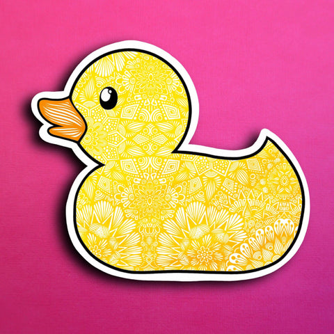 Sticker - Rubber Ducky