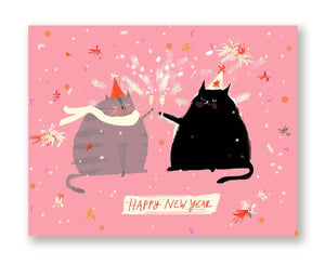 Card - New Year