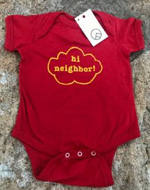 Hi Neighbor Onesie
