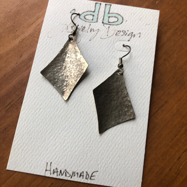 Earring - Sterling Silver