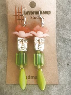 Earrings - Glass Dangles