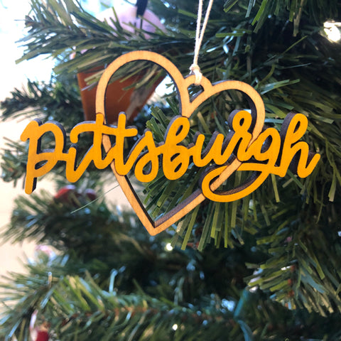 Ornament - Pittsburgh
