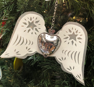 Ornament - Angel Wings
