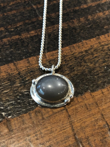 Necklace - Moonstone