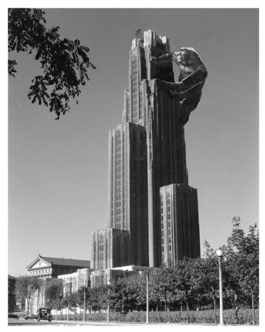 Art Print - Cathedral of Learning