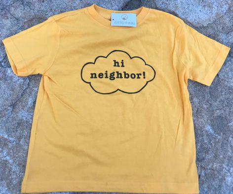 T-Shirt - Hi Neighbor Kids