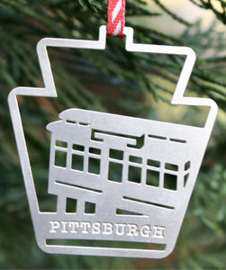 Ornament/Card - Stainless Steel