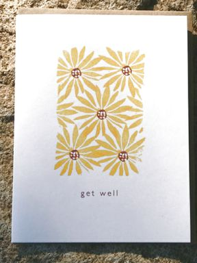 Card - Watercolor Print
