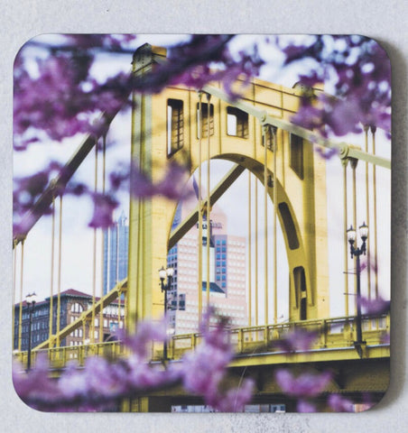 Coaster - Cherry Blossoms
