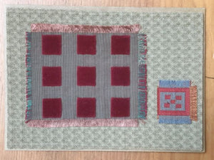 Art Card - Handwoven