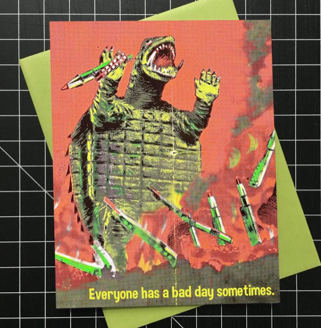 Bad Day Card