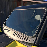 2018-2020 Maverick Trail/Sport Vented Glass Windshield