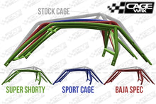 "Load image into Gallery viewer, Cage Wrx- RZR XP 1000 ""SUPER SHORTY"" CAGE KIT"