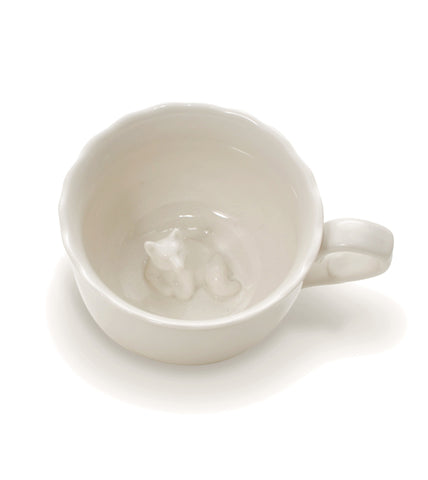 Hidden Fox Teacup