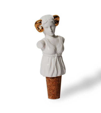 Aries Wine Stopper