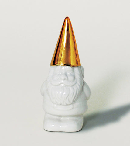 Golden Hat Gnome Bottle Opener