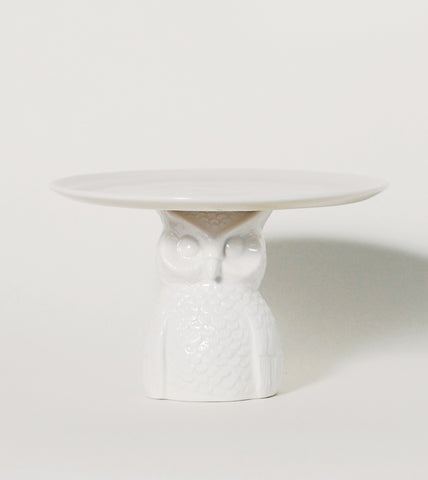 white-owl-pedestal-footed-cake-plate