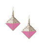pink-pyramid-fashion-costume-earrings
