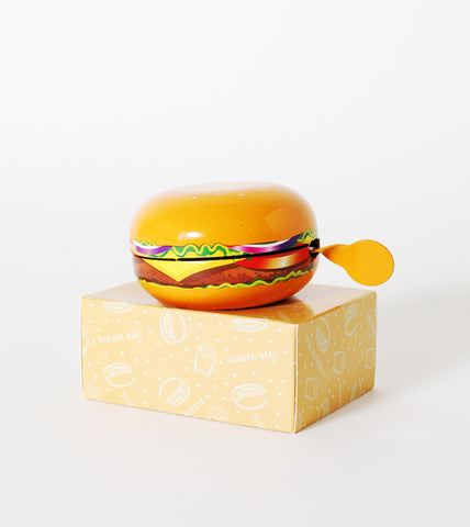 Fast Food Bicycle Bell Bike Accessories - Burger