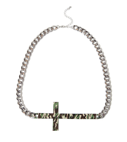 camo-cross-fashion-statement-necklace